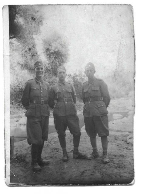 από αριστερά Γ.Κουτσιμάνης,Σταϊκός Δημ.,Χαρσός Ζήνων