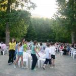 Τραγούδι, παιχνίδι και χορός στην τελετή λήξης των χορευτικών τμημάτων του Συλλόγου Ηπειρωτών Κοζάνης.