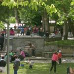 τα παιδιά της ΑΡΣΙΣ-Κοζάνης στο Πάρκο Ηπειρωτών