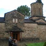 Ιερά Μονή Μολυβδοσκεπάστου (670 μ.Χ)