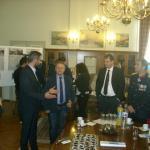 """Έκθεση φωτογραφίας με θέμα """"Το Έπος του ΄40"""" στο Δημαρχείο Κοζάνης."""