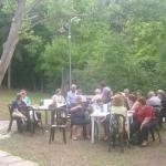 """Η Αδελφότητα Μαντείου Δωδώνης, η """"Αγία Παρασκευή"""", στην Κοζάνη και στο Πάρκο των Ηπειρωτών."""