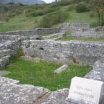στο Αρχαίο θέατρο της Δωδώνης
