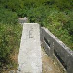 Γέφυρα Μέρτζιανης. Ελληνοαλβανικά σύνορα