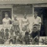 Σπίτι Παιδιού επί Βασιλικής Πρόνοιας όπου διδάσκονταν και οι τέχνες της υφαντικής , του κεντήματος και της κοπτικής-ραπτικής